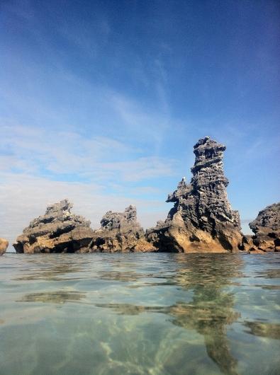 Bermuda Rocks